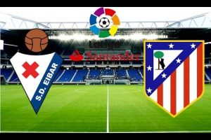 Eibar vs. Atletico de Madrid