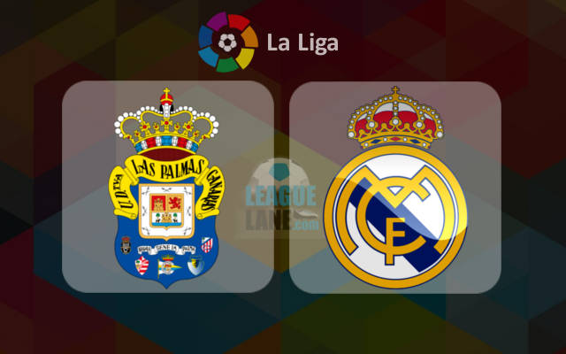 real madrid vs las palmas