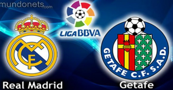 Ver Getafe Vs Real Madrid: Como Ver El Partido Real Madrid Vs Getafe Liga Santander