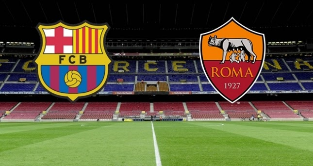 Image Result For Vivo Roma Vs Barcelona En Vivo Ver Partido Online