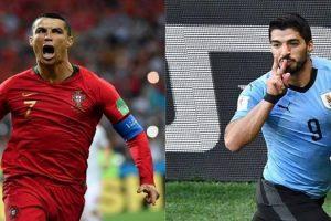 URUGUAY vs. PORTUGAL