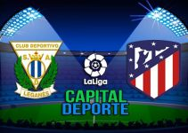 LEGANES VS ATLETICO