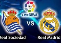 R SOCIEDAD VS REAL MADRID