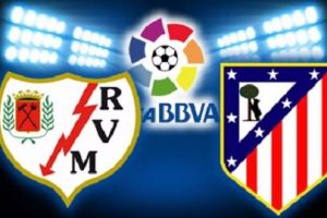 RAYO VS ATLETICO
