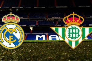 REAL MADRID VS BETIS