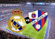REAL MADRID VS HUESCA