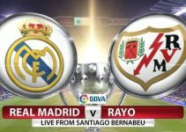 REAL MADRID VS RAYO