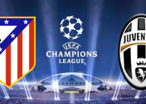 ATLETICO VS JUVENTUS