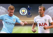 MANCHESTER CITY VS TOTTENHAM H