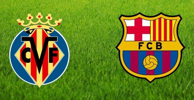 Villareal-vs-Barcelona