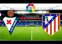 Eibar vs. Atletico de Madrid