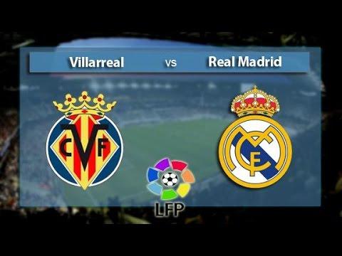 Villareal-vs-Real-Madrid