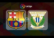 Barcelona -vs-Leganes