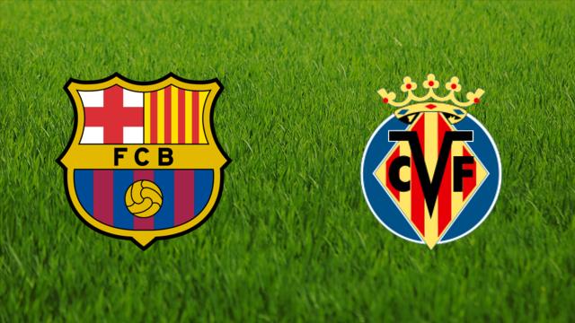 Barcelona-vs-Villarreal