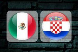mexico-vs-croacia amistoso rusia 2018