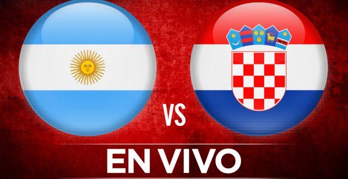 ARGENTINA VS.CROACIA