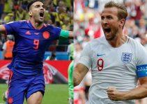 COLUMBIA VS ENGLAND