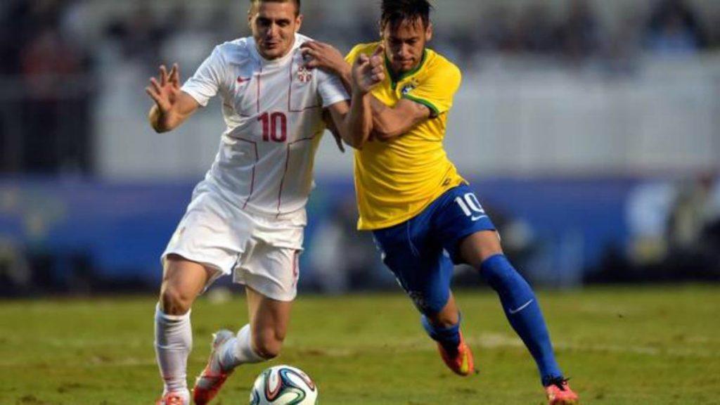 SERBIA VS. BRASIL