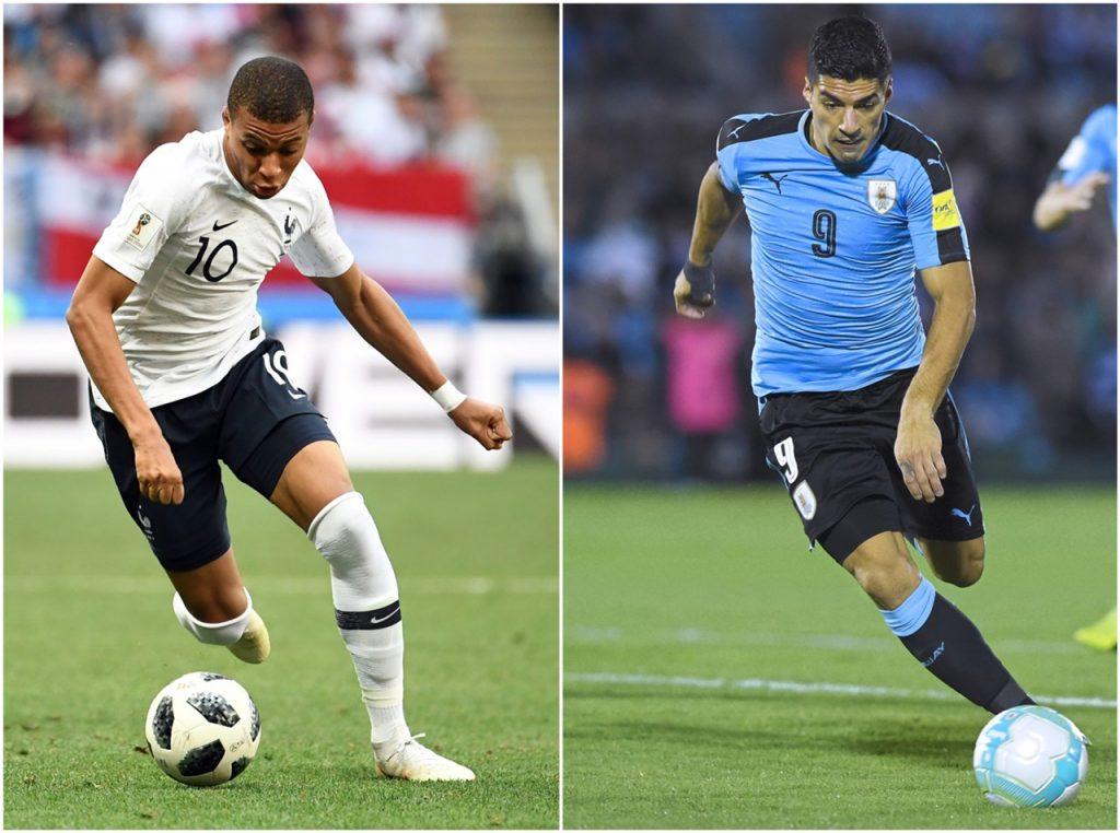 Uruguay Vs. France