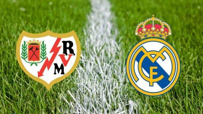 RAYO VS REAL MADRID