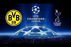 borussia dortmund vs Tottenham H.