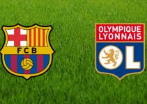 BARCELONA VS O. LYON