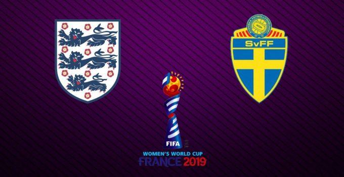 INGLATERRA VS SUECIA