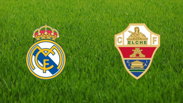 MADRID VS ELCHE